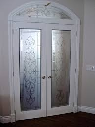 front glass doors etched glass victorian sans soucie
