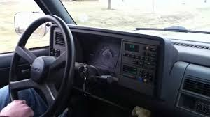 Driving a 1989 Chevy Silverado C1500 - YouTube