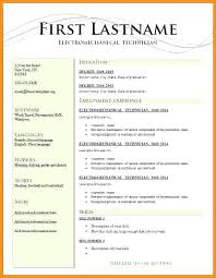 Resume Formats For Freshers Download – Resume Tutorial Pro