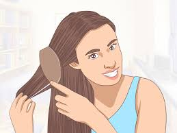 how to glue hair 14 steps with
