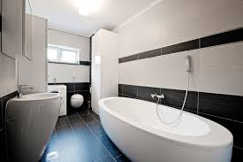Black And White Bathroom Designs New Inspiration