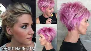 New Short Haircut Style For Women 2017 2018 Short Haircut And