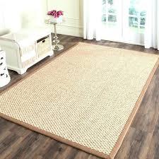 sisal rug casual natural fiber area 3x5 sisal rug