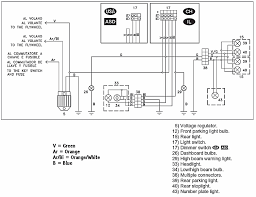 voltage regulator wiring help needed 02 sr50 ditech thanks for your help this here s the diagram