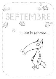 Coloriage Loup Auzou L L