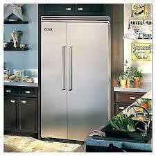 viking professional refrigerator. Viking Built In Refrigerator Professional Side By 9