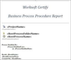 Creating Certify Bpp Report Templates