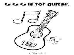Small Picture Grand Guitar Coloring Guitars Free Electric Guitar Instrument