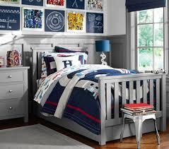 barn knock bedroom traditional