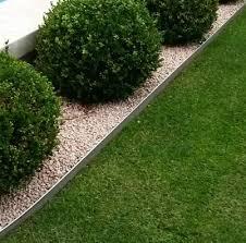 landscape edging aluminium lawn