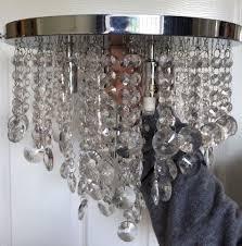 new bhs iris crystal mirror chandelier