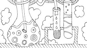 Middle School Coloring Pages Free Scientist Science Home Improvement