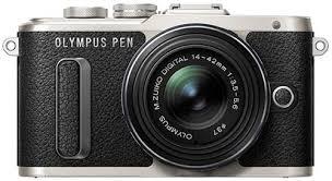 Системный <b>фотоаппарат Olympus PEN E-PL8</b> Black 14-42 II R Black