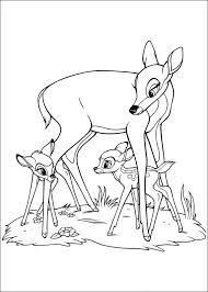 66 Disegni Di Bambi Da Colorare Pianetabambiniit