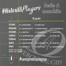 Calendario, Risultati e Classifiche - Verona Rugby