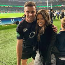 George Ford girlfriend: Meet the stunning Michelle Keegan lookalike who  bagged rugby hunk | Rugby | Sport | Express.co.uk