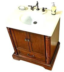 32 inch bathroom sink inch bathroom vanity inch vanity with sink inch bathroom vanity traditional single 32 inch