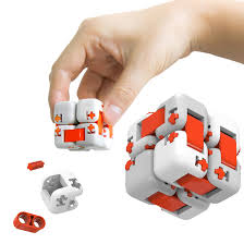 <b>Xiaomi</b> Mitu Cube Spinner Finger Bricks <b>Intelligence</b> Finger Toys ...