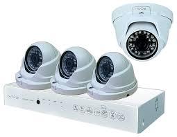 <b>Комплект видеонаблюдения IVUE</b> D5008-PPC-D4 4 камеры ...