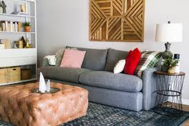 Crate And Barrel Living Room Design Our Big Comfy Couch A Crate Barrel Lounge Ii Sofa Review