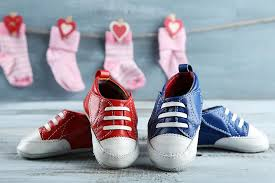 Baby Shoe Size Chart By Age Newborn Infant Shoe Sizes