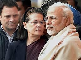 सोनिया गांधी से पूछा, मोदी को कितना जानती हैं, मिला ये जवाब   Former  Congress President Sonia Gandhi Attacks PM Narendra Modi In A Conclave -  Hindi Oneindia
