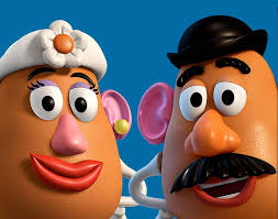 mr and mrs potato head. Exellent And Mrs Potato Head Was Arrested By Maine Authorities Earlier Today When She  Tried To Sneak Across The Border Into Canada Intended Mr And Mrs A