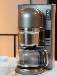 kitchenaid review photo crop kitchenaid s new 8 cup automatic drip coffeemaker
