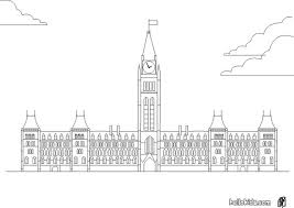 Small Picture Canada parliament coloring pages Hellokidscom