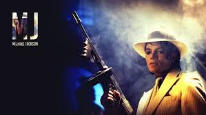 michael jackson pop machine gun