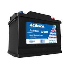 Odyssey Battery Size Chart Acdelco Batteries
