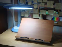 file bookstand with desk lamp jpg