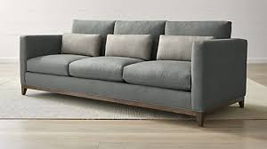 images grey furniture. Exellent Furniture Taraval 3Seat Oak Wood Base Sofa Throughout Images Grey Furniture