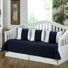 daybed set images of daybeds cabana navy and white 5 piece daybed set solid daybed bedding
