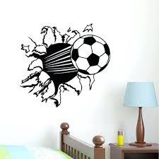 wall decals football football wall art wall ...