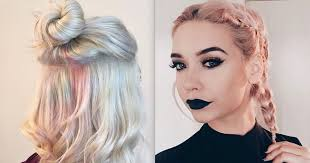Hairstyle Trends 2016 hair trends of 2016 that you actually need to know about 6288 by stevesalt.us
