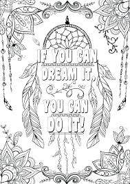 Printable Quote Coloring Pages Kryptoskoleninfo