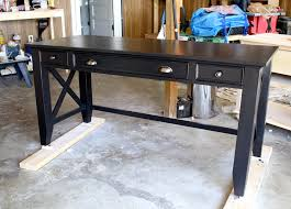 how to build a diy writing desk full step by step tutorial and