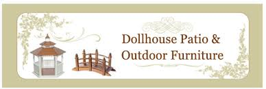 dollhouse outdoor furniture. Dollhouse Outdoor Furniture