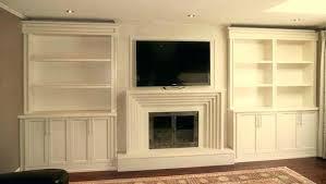 shelves around tv built in shelves around fireplace built in units around fireplace traditional built in