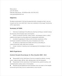 Custodian Resume Awesome Custodian Resume Template 28 Free Word PDF Documents Download