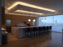 custom kitchen lighting. Hollywood Residence. Designed And Built Custom Kitchen Lighting T