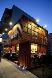 Container Design 1441 Best Shipping Container Home Store Design Images On Pinterest
