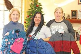 Coats for the cold: Corsicana Cleaners' coat drive has new ...