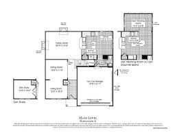 ryan home milan floor plan