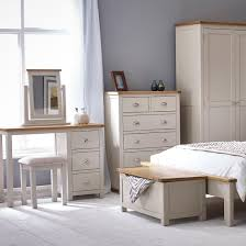 Painted Bedroom Furniture Hutchar Portsmouth Stone Grey Painted Bedroom Range