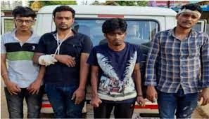 They also said that the lady victim and one culprit is from bangladesh and their home places are also traced. Viral Gang Rape Video Accused Are Bangladeshis Arrested In Bengaluru Details