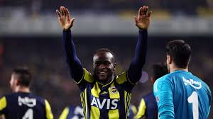 Victor Moses Excited Scoring First Fenerbahce goal