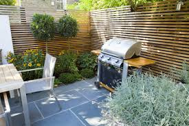 Small Picture Brilliant Small Garden Ideas With Outdoor Dining Space And