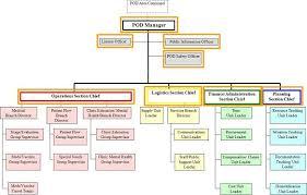 Pod Ics Organization Chart